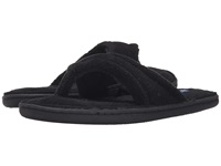 Tempur Pedic Airsock Black Women's Slippers