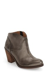 Women's Lucky Brand 'Eller' Bootie Old Pewter Leather
