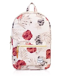 Herschel Supply Co. Settlement Backpack Pelican Floral