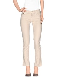 Ean 13 Trousers Casual Trousers Women Beige