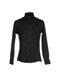 Daniele Alessandrini Shirts Shirts Men Dark Green