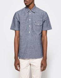 Rogue Territory Popover Shirt Blue
