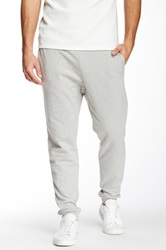 Original Penguin Fleece Pant Gray