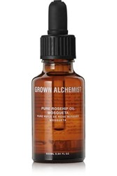 Grown Alchemist Pure Rosehip Oil Rosa Mosqueta Colorless