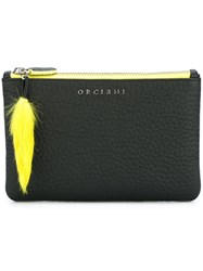 Orciani 'Soft' Wallet Black