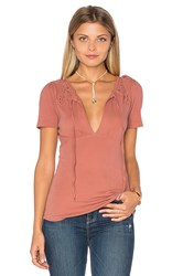 Free People Blast From The Past Top Blush