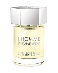 Yves Saint Laurent L'homme After Shave Lotion No Color