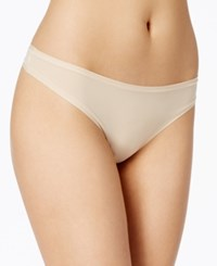 Maidenform Smooth Micro Thong 40152 Latte Lift