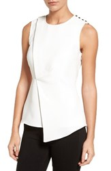 Trouve Women's Asymmetrical Tank