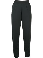 Hysteric Glamour Side Print Track Trousers Black