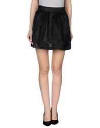 Made For Loving Mini Skirts Black