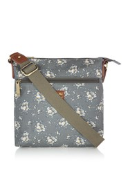 Ollie And Nic Ditsy Crossbody Olive