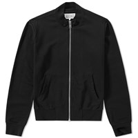 Maison Martin Margiela 14 Elbow Patch Track Jacket Black