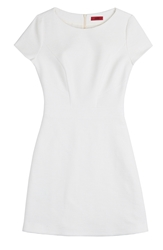 Hugo Keska Cotton Poplin Dress