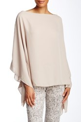 Insight Cowl Neck Blouse Brown
