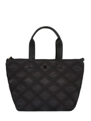 Tory Burch Quilted Soft Nylon Tote Bag