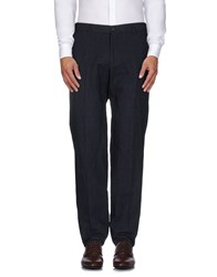 Mario Matteo Casual Pants Dark Blue