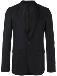 Wooyoungmi One Button Dinner Jacket Black