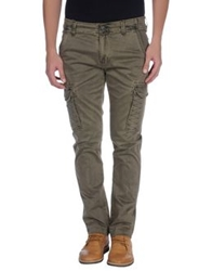 Marville Casual Pants Military Green