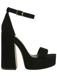 Windsor Smith 130Mm Roar Suede Platform Sandals