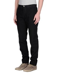 Icon Casual Pants Black