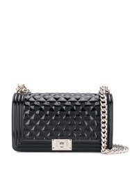 Marc Ellis Quilted Crossbody Bag Black