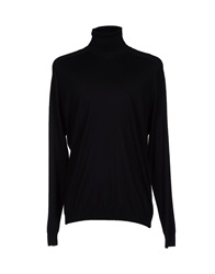 Asola Turtlenecks Black