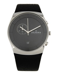 Skagen Denmark Wrist Watches Black