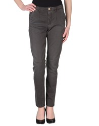 Manila Grace Trousers Casual Trousers Women Garnet