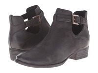 Seychelles Tourmaline Black Leather Women's Pull On Boots