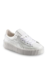 Puma By Rihanna Creeper Glo White