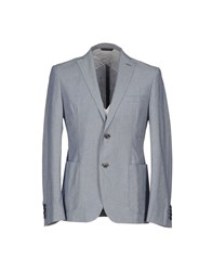 57 T Suits And Jackets Blazers Men Dark Blue