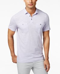 Inc International Concepts Work Stripe Polo Only At Macy's