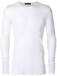 Unconditional Crew Neck T Shirt White