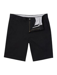 Linea Oakley Chino Shorts Black