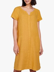 Seasalt Okanum Linen Dress Sienna