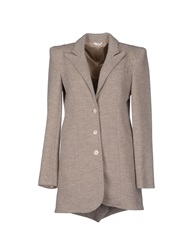 Cycle Blazers Dove Grey