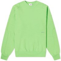 Ambush Panel Logo Sweat Green