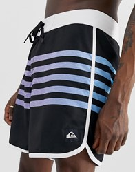 Quiksilver Everyday Grass Roots 17 Inch Board Short In Black