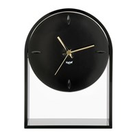 Kartell Air Du Temps Clock Matt Black