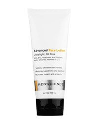 Menscience Advanced Face Lotion 3.4 Oz. 100 Ml