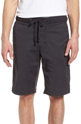 James Perse Surplus Relaxed Fit Shorts Grey