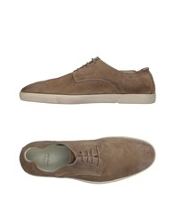 N.D.C. Made By Hand Lace Up Shoes Grey