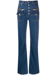 Zadig And Voltaire Button Up Jeans 60