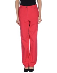 Brax Casual Pants Red