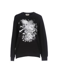 Vicolo Sweatshirts Black