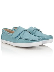 Dash Velcro Shoe Blue