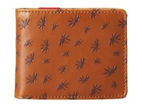 Vans Peace Leaf Wallet Vintage Natural Wallet Handbags Brown