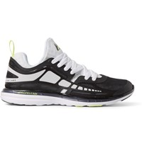 Athletic Propulsion Labs Prism Mesh Running Sneakers Black