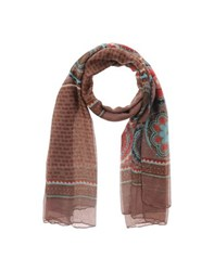 Roberto Pepe Accessories Oblong Scarves Men Light Brown